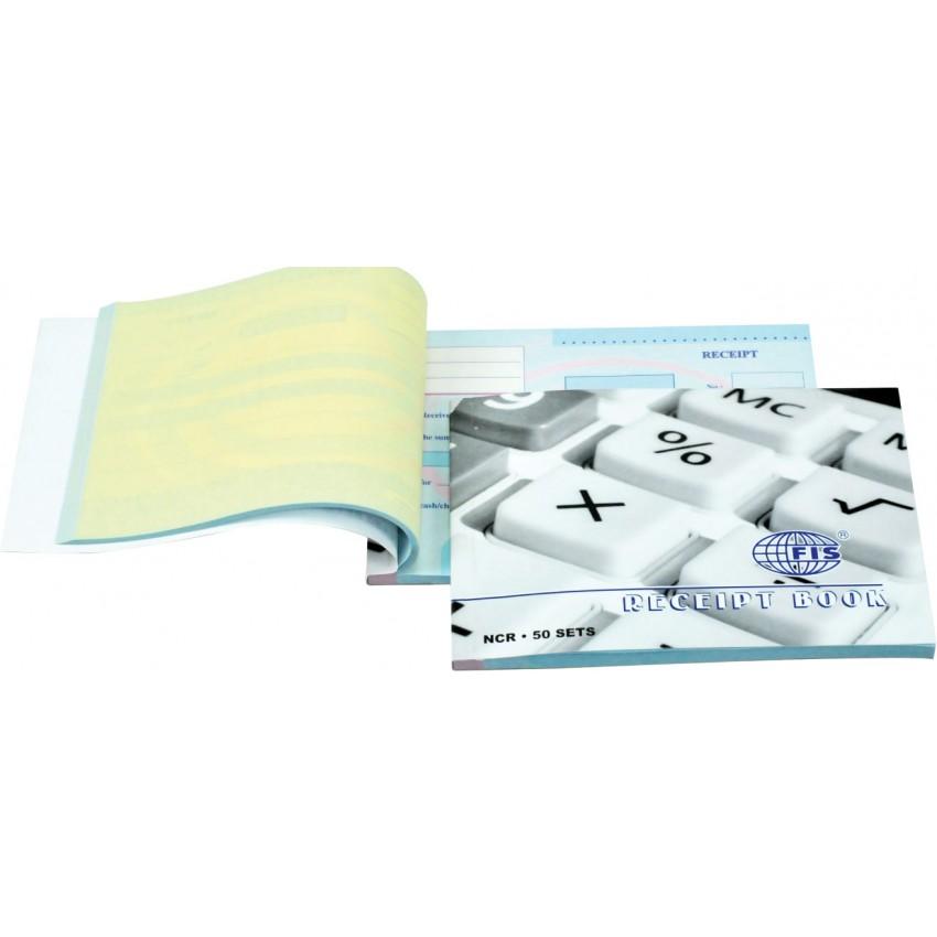 Receipt Book English FSCL6EN
