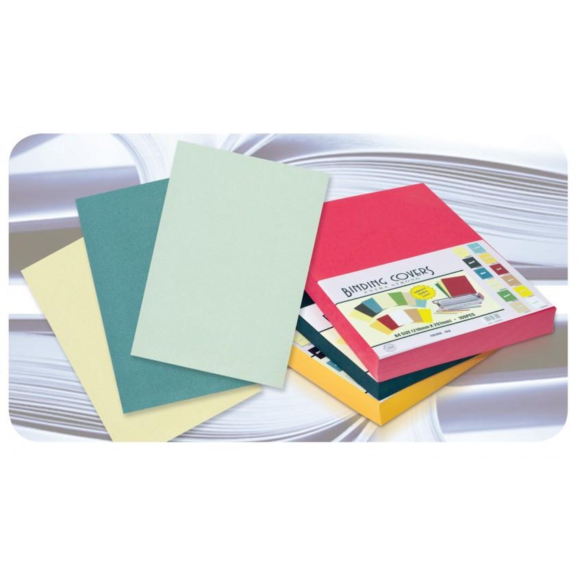 Binding Sheet Embossed  A4 size