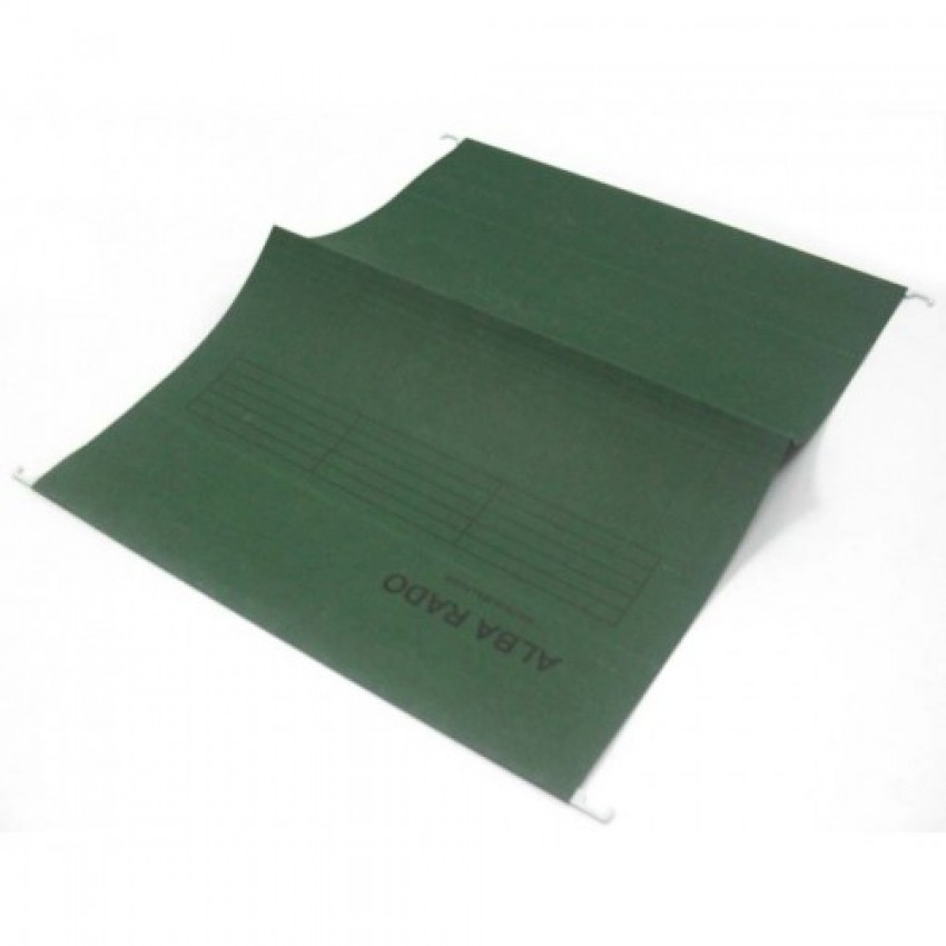 Hanging File Alba Rado Fullscap size Green
