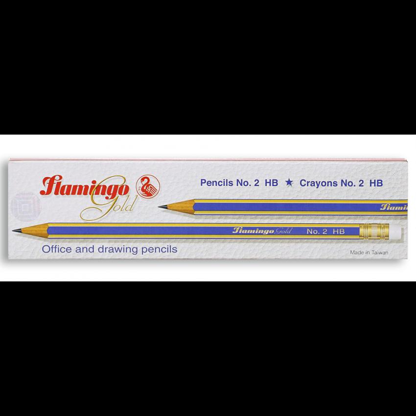 Pencil Flamingo HB
