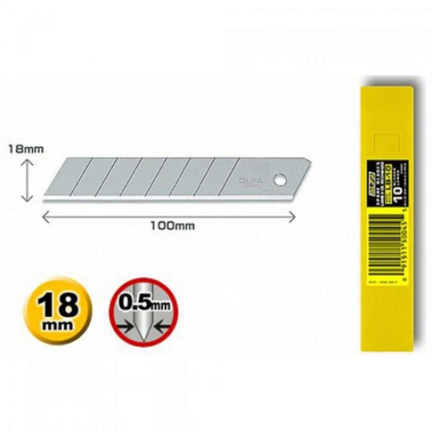 """Blade for Paper Cutter LB-10"""""""