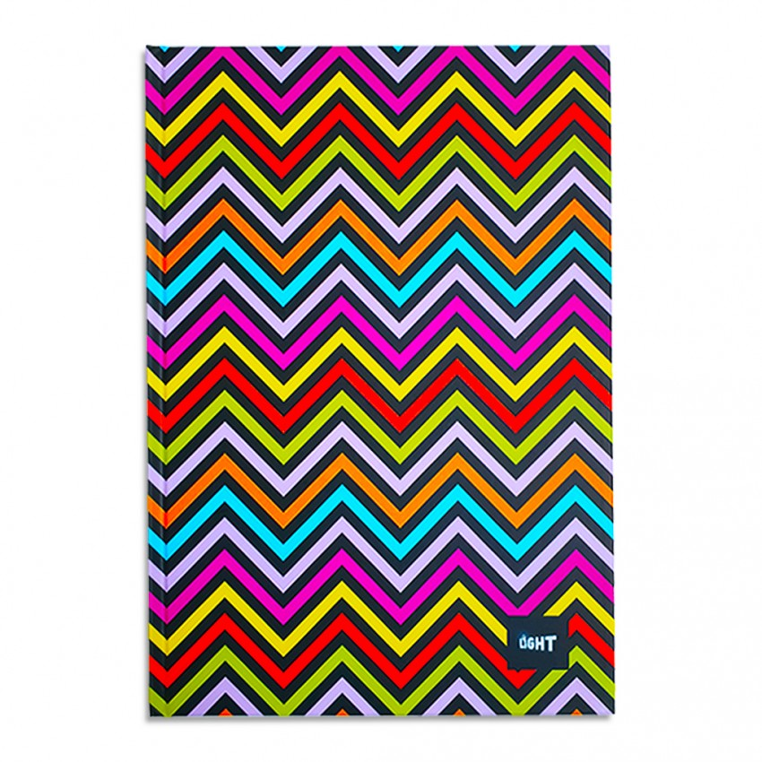 LIGHT® DESIGN HARD COVER NOTE BOOK A4,100 SHEETS
