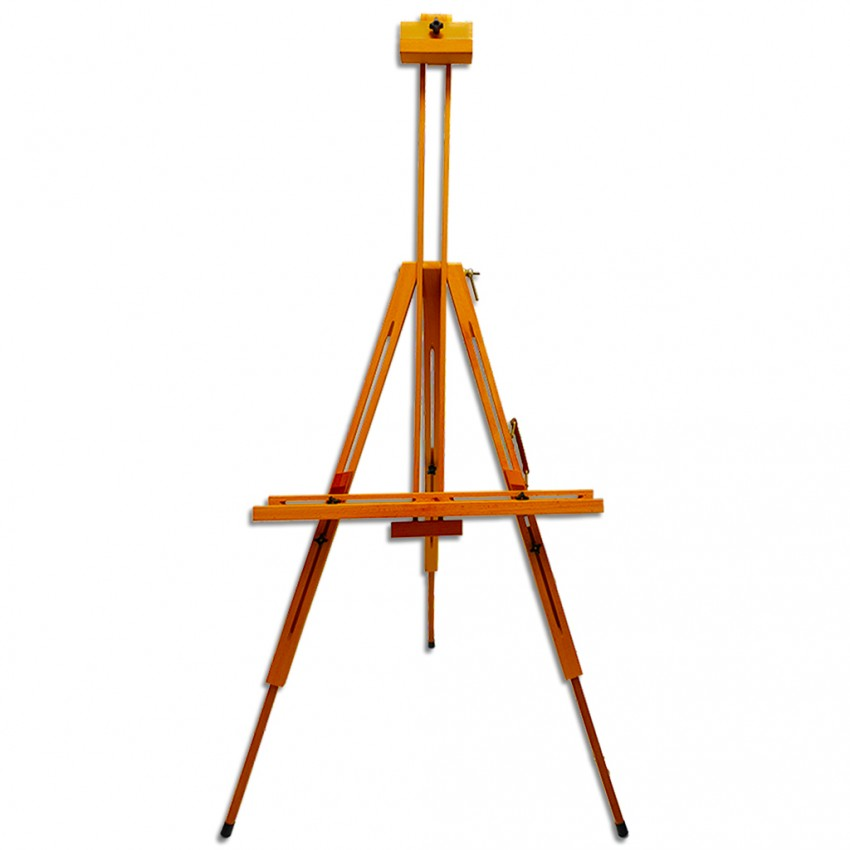 Wooden Easel 108x232cm