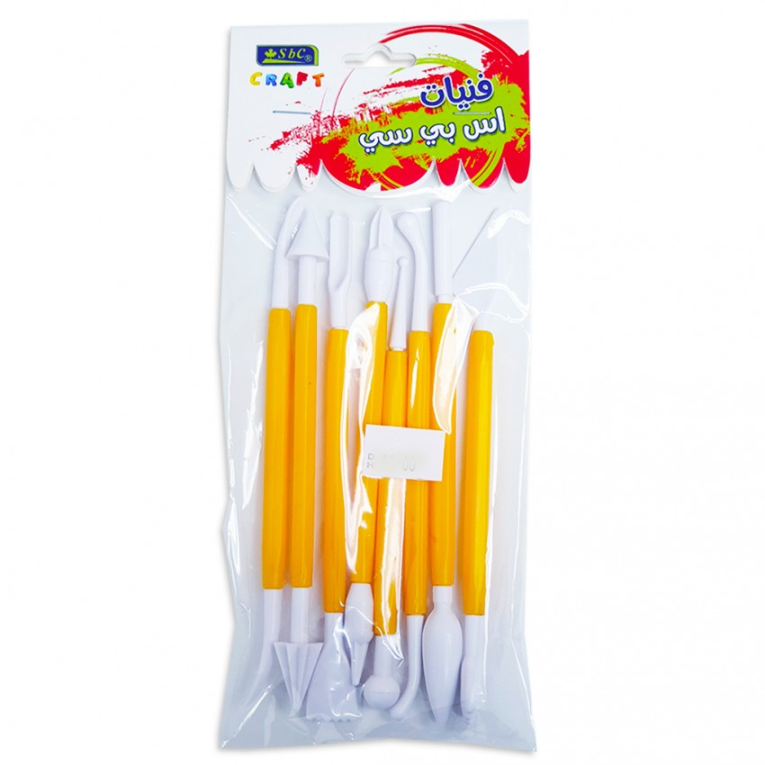 Modelling Tools 8pcs Set