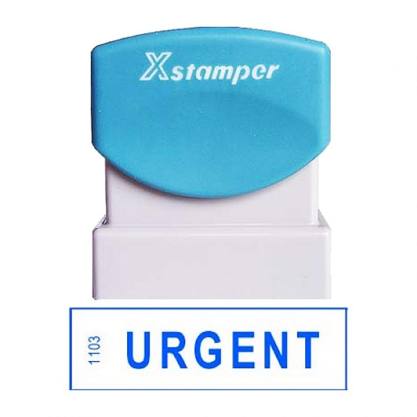 Self Ink Stamp - Urgent