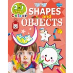 SAWAN - 2 IN 1 COPY TO COLOUR SHAPES & OBJECTS