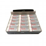 FABER-CASTELL Dust Free Eraser w Sleeve (30pc Box)