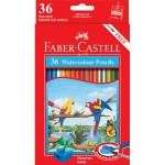 FABER-CASTELL Cardboard packet of 36 color (Parrot)
