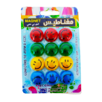 Smiley Magnets Small