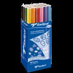 SADIPAL Display Coloured Self Adhesive Film-100 microns-0.5x3m-24 rolls