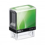 COLOP GREEN SPAREPAD FOR PRINTER 10