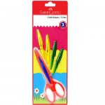 FABER-CASTELL Craft Scissors 3 Cut in Blister Card