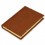 FIS Pocket Diary 2021 (English) Brown