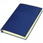 FIS Flexible Diary 2021 (English) A5, Blue
