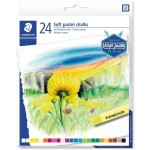 Staedtler 2430-C24 Soft pastel chalks Set 24 Colors
