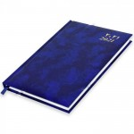 FIS A5 Diary 2021 (Arabic/English) Thursday & Friday Combined, Blue