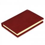 FIS Pocket Diary 2022 (Arabic/English) Maroon