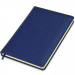 FIS Diary 2022 English (Saturday & Sunday Combined) A5, Blue