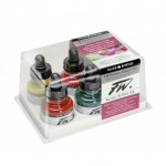 DALER ROWNEY FW INK PRIMARY COLOURS SET OF 6