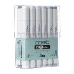 "Copic Marker 12pc - Grey-Set ""CG"""