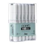 "Copic Marker 12pc - Grey-Set ""CG"""