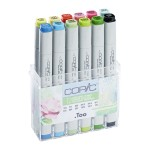 Copic Marker 12pc - Spring Colors