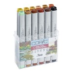 Copic Marker 12pc - Autumn Colors