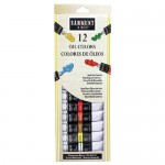 SARGENT 12 TUBE OIL COLORS