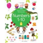 PEGASUS-WIPE & CLEAN WORKBOOK NUMBERS 1 - 10