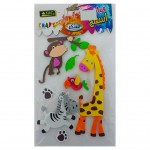 Eva Sponge Shapes Animals - Model 1