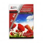 Glossy Paper W/STKR 150gsm 50sht A4