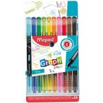 Maped Graph'Peps Fineliner Deco Pack of 10 Colors