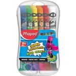 Maped Color'peps Gouache 12mlx12col plastic box