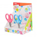 Deli Soft-touch Scissors 135mm