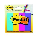 Post It Page Marker 671-4AU 3M