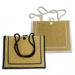 Fancy Jute Bag - Model 2