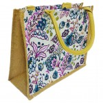 Fancy Jute Bag - Model 5