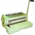 Atlas Punch & Comb Binding Machine 2 Handle
