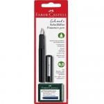 FABER-CASTELL Fountain Pen School+Carbon look