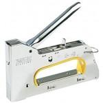 Rapid R33 Pro Staple Finewire Gun with Clamshell Metalic