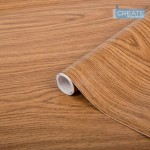 DC Fix 346-0035 Adhesive Foil Wood 45cmx2m