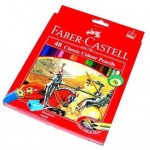FABER-CASTELL C/COLPENCIL 48L H/TAB