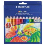 Staedtler Colouring Pencils Set of 24 Colors