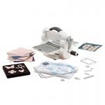 Big Shot Foldaway Machine White & Gray with Free Bonus Content