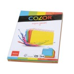 Elco Color C5 Envelopes, mixed colors without window