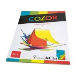 Elco Colored drawing pad A3