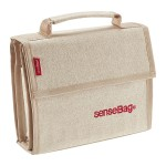 Transotype Sense bag 36pc wallet natural (for Copic Sketch, Ciao & Markers)