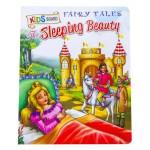 SAWAN-KIDS BOARD FAIRY TALES - THE SLEEPING BEAUTY