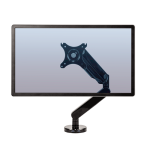 FELLOWES PLATINUM SERIES SINGLE MONITOR ARM