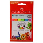 FABER-CASTELL Adhesive Tack-It Creative 50g Multi Colors